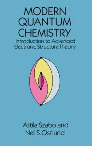 Modern Quantum Chemistry imagine