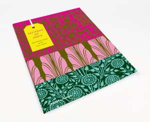Patterns of India: 10 Sheets of Wrapping Paper with 12 Gift Tags