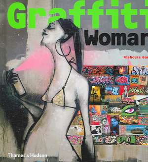 Graffiti Woman!