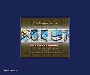 Moustafa, A: The Cosmic Script de Stefan Sperl