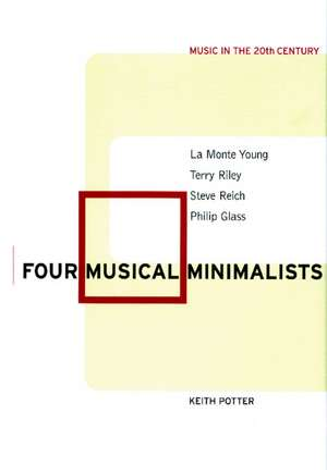 Four Musical Minimalists imagine