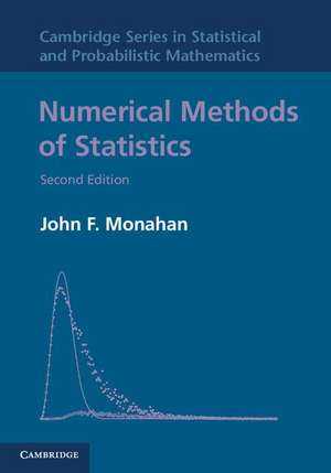 Numerical Methods of Statistics