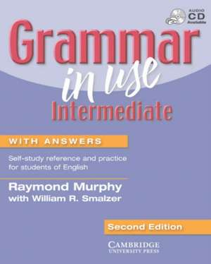 Grammar in Use Intermediate with Answers, Korea edition: Self-study Reference and Practice for Students of English de Raymond Murphy
