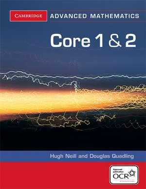 Core 1 and 2 for OCR de Douglas Quadling