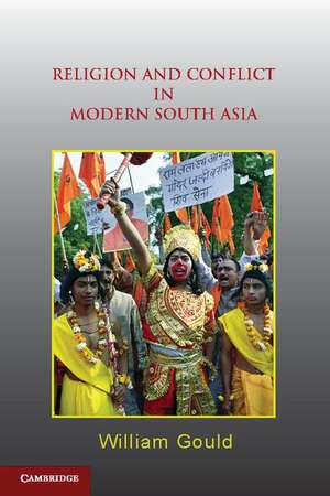 Religion and Conflict in Modern South Asia