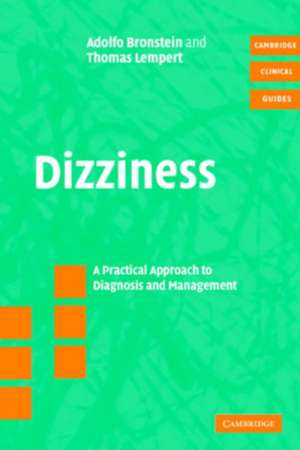 Dizziness with CD-ROM