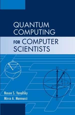 Quantum Computing for Computer Scientists imagine