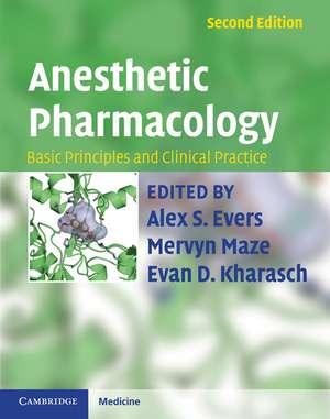 Anesthetic Pharmacology 2 Part Hardback Set
