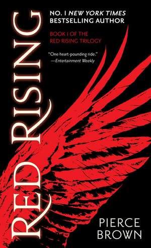 Red Rising de Pierce Brown