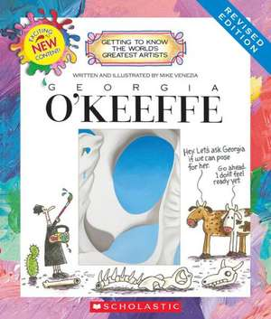 Georgia O'Keefe (Revised Edition) de Mike Venezia
