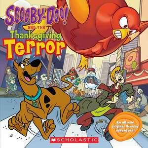 Scooby-Doo and the Thanksgiving Terror de Mariah Balaban
