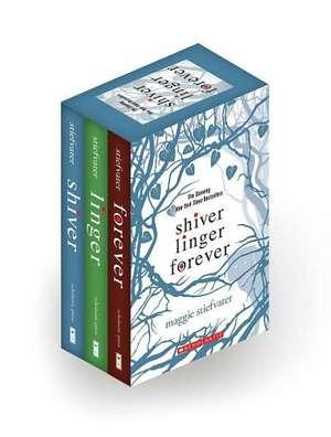 Shiver Trilogy Boxset (Shiver, Linger, Forever)