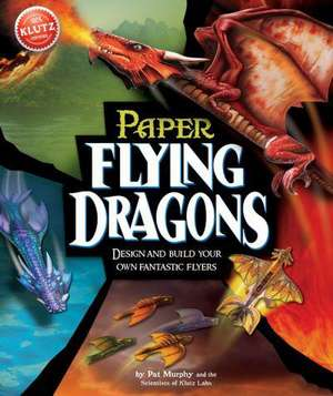 Klutz: Flying Paper Dragons