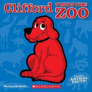 Clifford Visits the Zoo de Norman Bridwell
