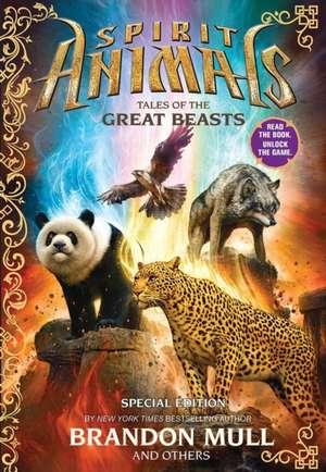 Spirit Animals:  Special Edition de Brandon Mull