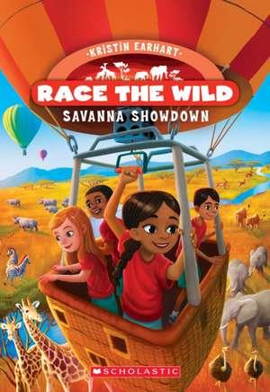 Savanna Showdown de Kristin Earhart