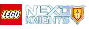 Nexo Knights Handbook (Lego Nexo Knights)