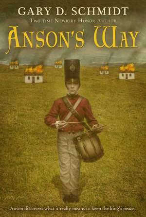 Anson's Way