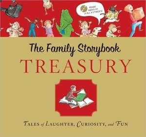 Family Storybook Treasury with CD