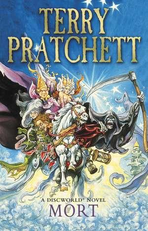 Mort de Terry Pratchett