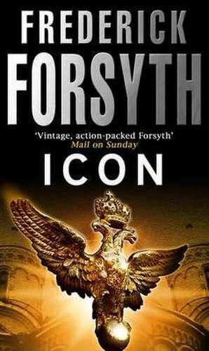 Icon de Frederick Forsyth
