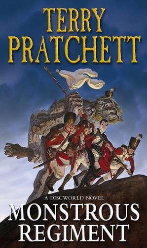 Monstrous Regiment de Terry Pratchett