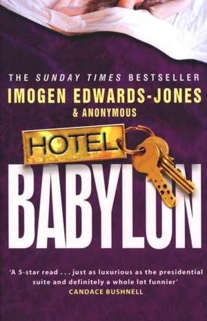 Hotel Babylon de Imogen Edwards-Jones