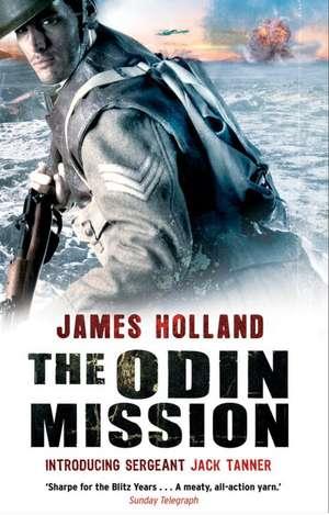 The Odin Mission imagine