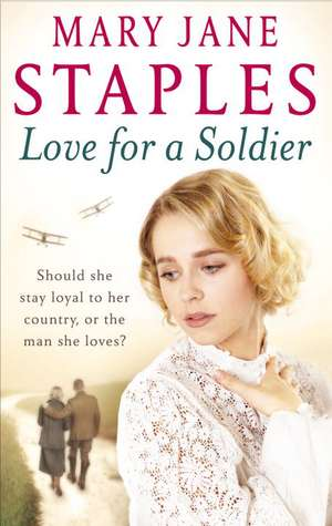 Staples  M: Love For A Soldier