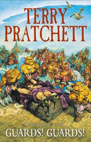 Guards! Guards! de Terry Pratchett