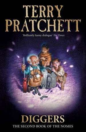 Diggers de Terry Pratchett