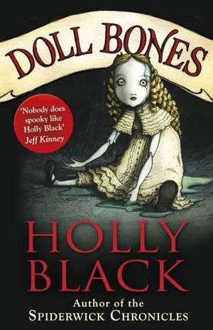 Doll Bones de Holly Black