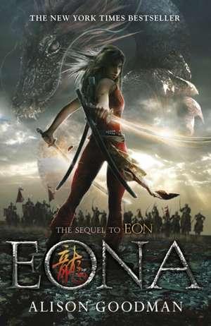 Eona: Return of the Dragoneye de Alison Goodman