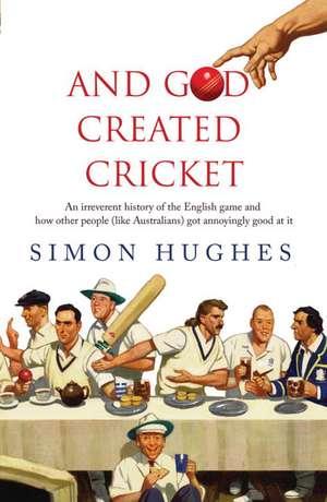 And God Created Cricket imagine