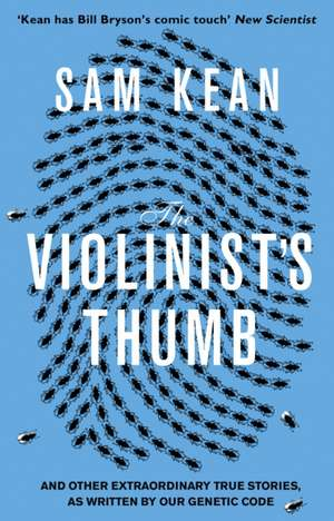 The Violinist's Thumb imagine
