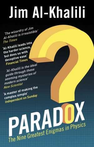 Paradox imagine