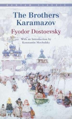 The Brothers Karamazov de Fyodor Mikhailovich Dostoevsky