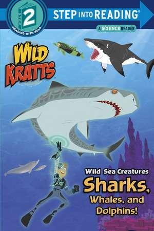 Wild Sea Creatures imagine