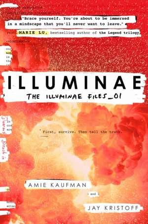 Illuminae de Amie Kaufman