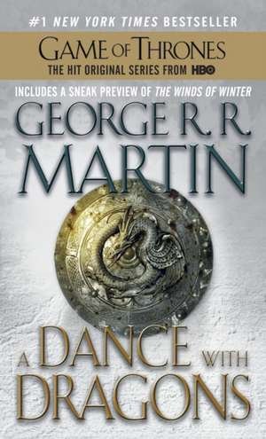 A Dance with Dragons de George R. R. Martin