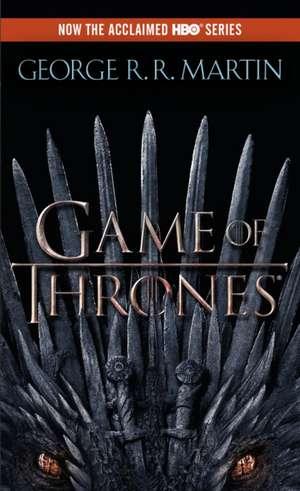 A Game of Thrones: Movie Tie-In de George R. R. Martin