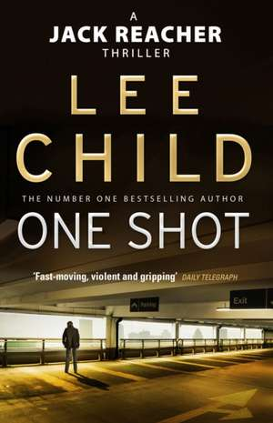 One Shot de Lee Child