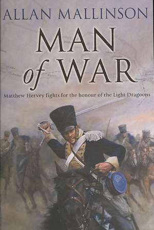 Mallinson, A: Man Of War imagine