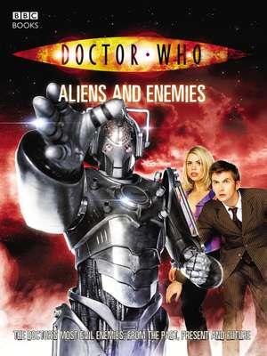 Richards, J: Doctor Who, Aliens and Enemies