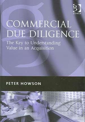 Commercial Due Diligence imagine
