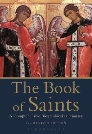 The Book of Saints imagine