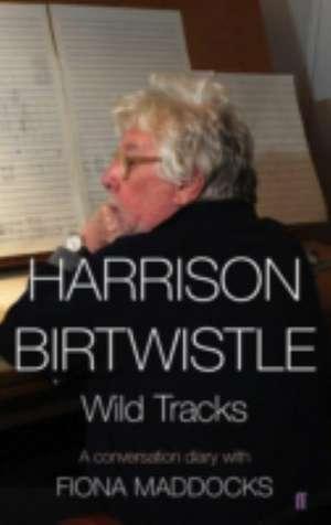 Harrison Birtwistle de Harrison Birtwistle