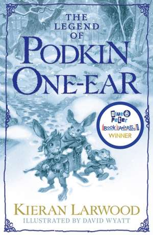 Five Realms: The Legend of Podkin One-Ear de Kieran Larwood