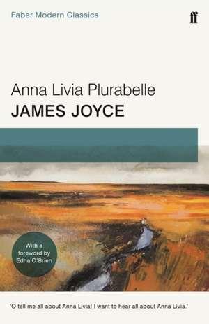 Anna Livia Plurabelle de James Joyce