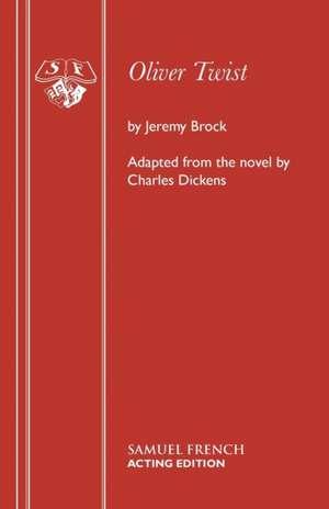 Oliver Twist de Jeremy Brock